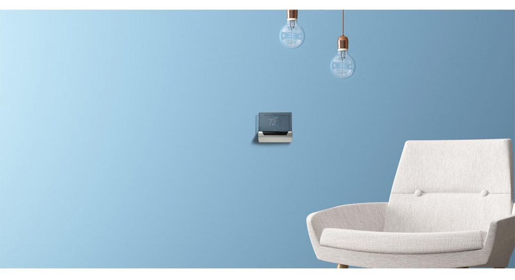 GLAS, the first smart thermostat featuring Cortana and powered by Windows 10 IoT Core