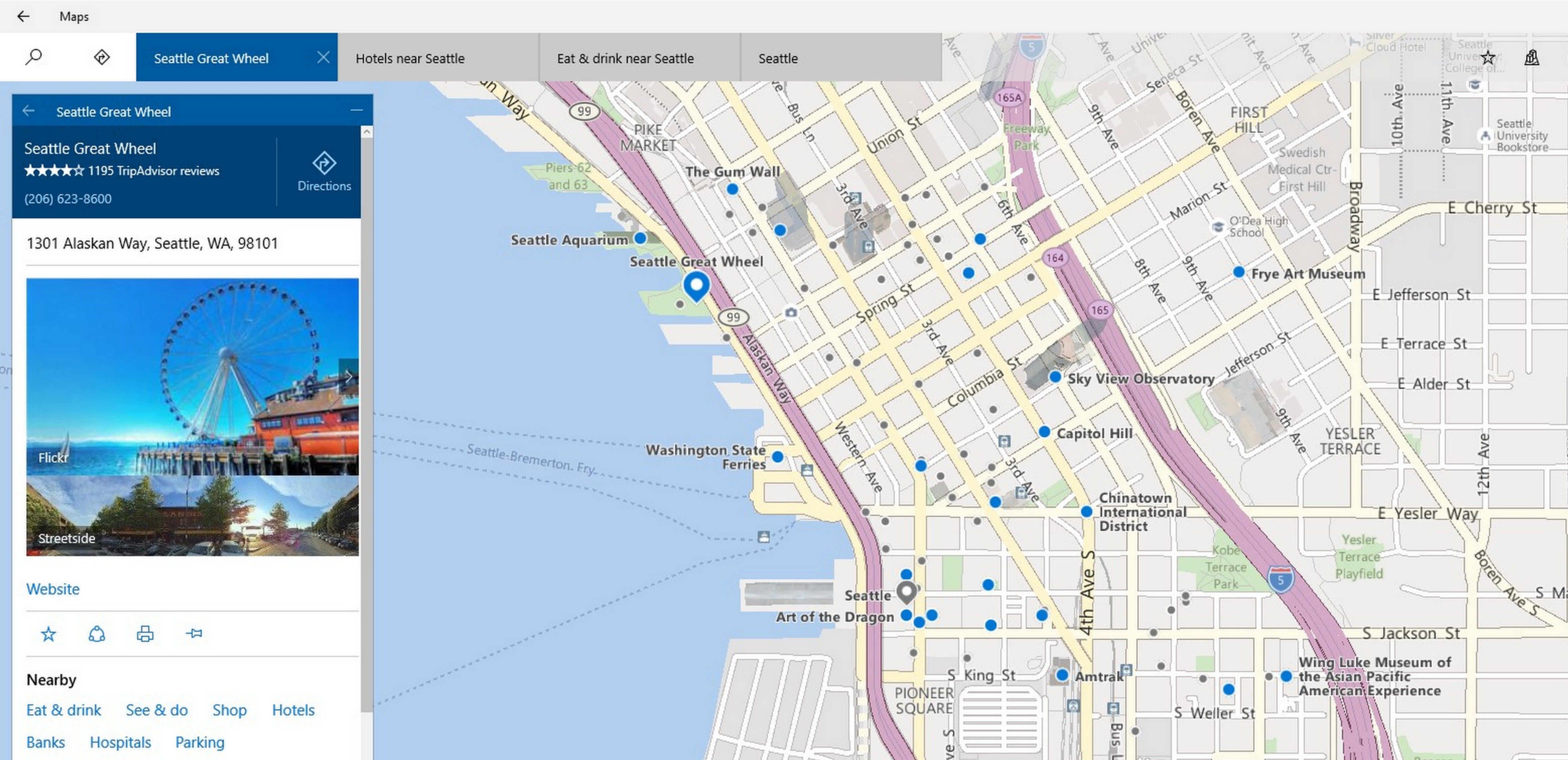 New Features In Windows 10 Maps App Windows Experience