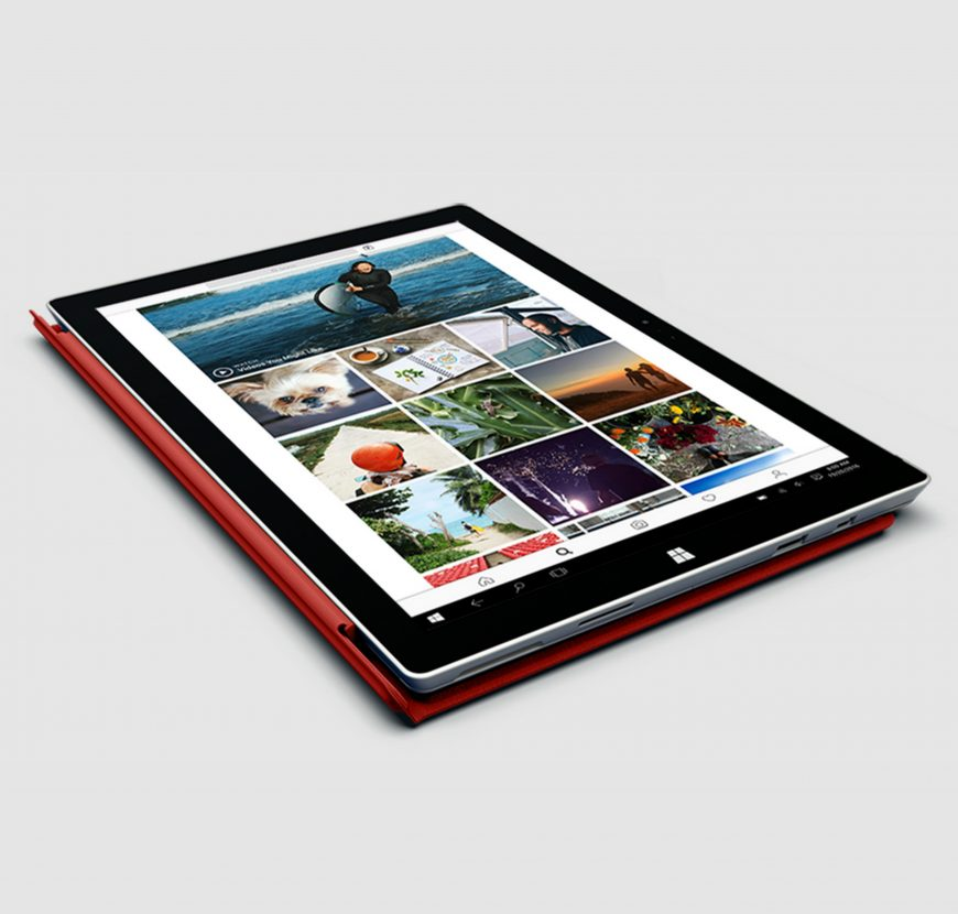 Instagram for Windows 10 PCs and tablets