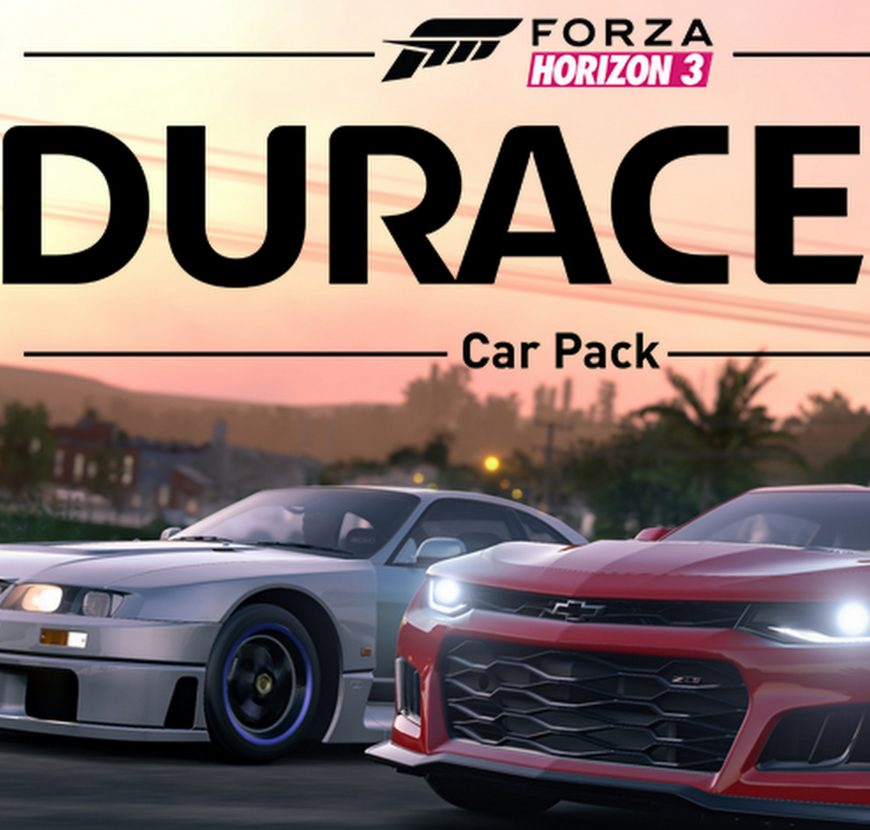 Duracell Car Pack and new TAMO Racemo car arrive in Forza Horizon 3