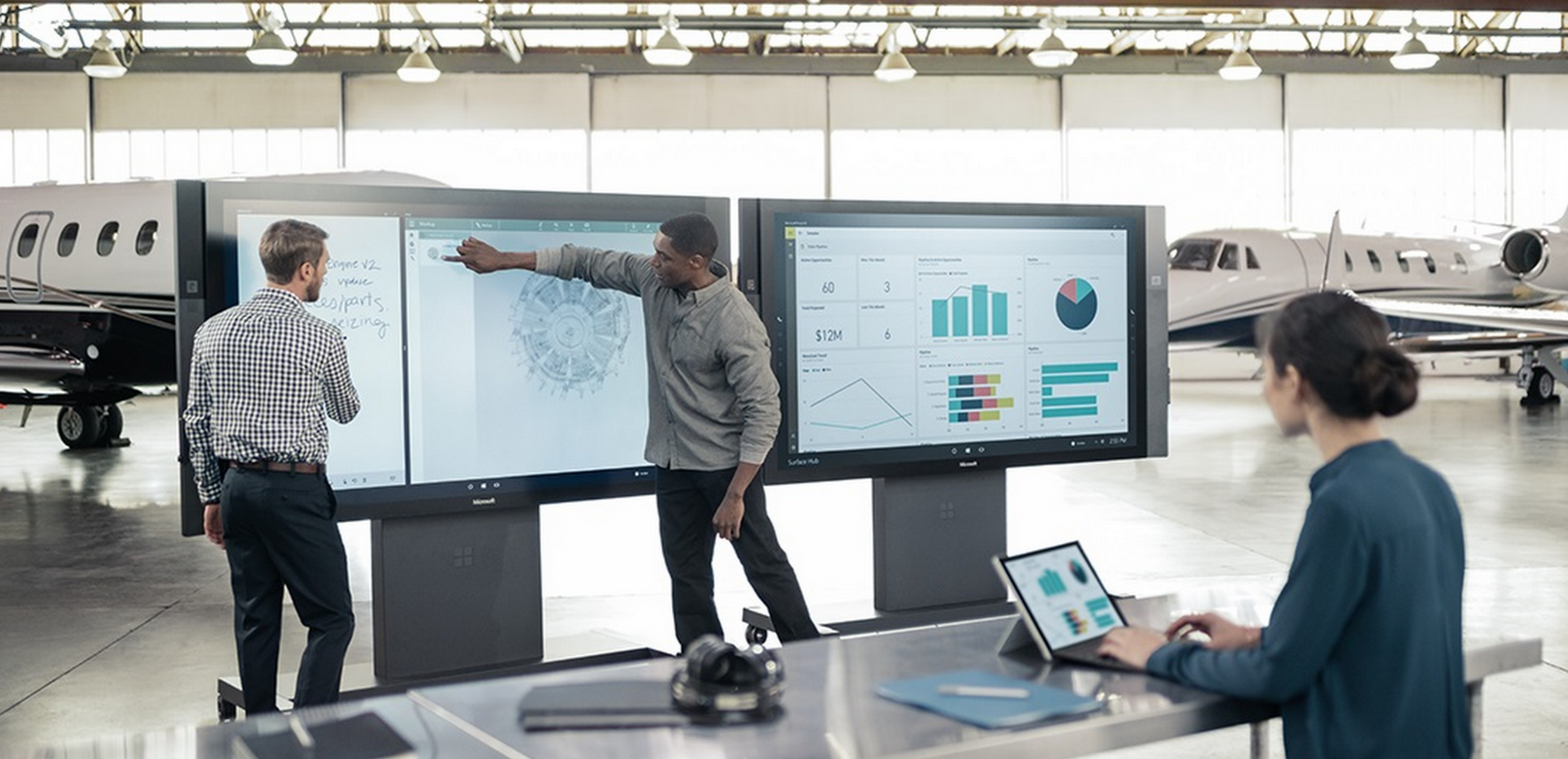 surface hub announces customer subscription deployment options and