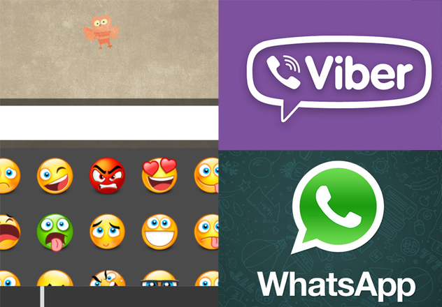 Viber Vs WhatsApp: The battle of the messaging apps | Microsoft